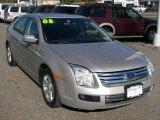 2008 Silver Birch Metallic Ford Fusion SE V6 AWD #37777171