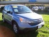 2008 Glacier Blue Metallic Honda CR-V EX 4WD #37777453