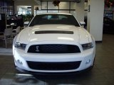 2011 Performance White Ford Mustang Shelby GT500 SVT Performance Package Coupe #37777183