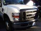 2010 Oxford White Ford F350 Super Duty XL Regular Cab Chassis #37777202
