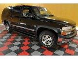 2001 Onyx Black Chevrolet Suburban 1500 LT 4x4 #37839724