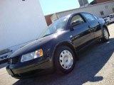 2000 Black Magic Volkswagen Passat GLS V6 Sedan #37776809