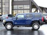 2009 All-Terrain Blue Hummer H3  #37839762