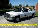 2001 Bright White Dodge Ram 1500 SLT Club Cab #37776858