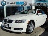 2008 Alpine White BMW 3 Series 328xi Coupe #37776883
