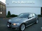 2011 Space Gray Metallic BMW 3 Series 328i xDrive Sedan #37776903