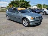 2003 Grey Green Metallic BMW 3 Series 325i Sedan #37840054