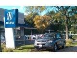 2008 Polished Metal Metallic Acura RDX  #37839702