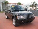 2006 Java Black Pearl Land Rover Range Rover HSE #37776923