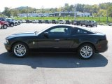 2011 Ebony Black Ford Mustang V6 Premium Coupe #37887475