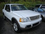 2003 Oxford White Ford Explorer Eddie Bauer 4x4 #37887547