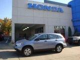 2008 Glacier Blue Metallic Honda CR-V LX 4WD #37887508