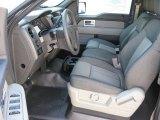 2010 Ford F150 STX SuperCab Medium Stone Interior