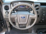 2010 Ford F150 STX SuperCab Steering Wheel