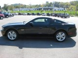 2011 Ebony Black Ford Mustang GT Premium Coupe #37887470