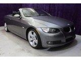 2009 Space Grey Metallic BMW 3 Series 335i Convertible #37896361