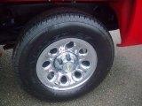 2010 Chevrolet Silverado 1500 LS Crew Cab 4x4 Wheel