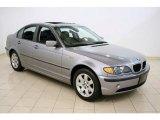 2005 Silver Grey Metallic BMW 3 Series 325xi Sedan #37896621