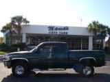 2001 Forest Green Pearl Dodge Ram 1500 SLT Club Cab 4x4 #37896418