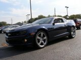 2010 Imperial Blue Metallic Chevrolet Camaro SS/RS Coupe #37896056