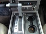 2003 Hummer H2 SUV 4 Speed Automatic Transmission