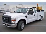 2008 Ford F350 Super Duty XLT SuperCab Chassis Data, Info and Specs