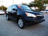 2008 Nighthawk Black Pearl Honda CR-V EX-L #37896088