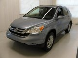 2011 Glacier Blue Metallic Honda CR-V EX-L #37896677