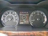2010 Jaguar XK XK Convertible Gauges