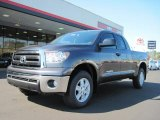 2011 Magnetic Gray Metallic Toyota Tundra Double Cab 4x4 #37896460