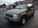 1998 Char Gold Satin Glow Jeep Grand Cherokee Limited 4x4 #37896286