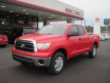 2011 Radiant Red Toyota Tundra Double Cab #37896465
