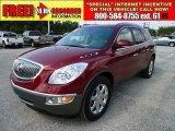 2008 Red Jewel Buick Enclave CXL #37896706