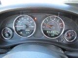 2011 Jeep Wrangler Sport 4x4 Gauges