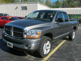 2006 Mineral Gray Metallic Dodge Ram 1500 SLT Quad Cab 4x4 #37897139