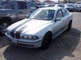 2000 Titanium Silver Metallic BMW 5 Series 528i Sedan #37897164