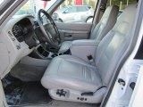 2000 Ford Explorer XLT Medium Graphite Interior