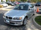 2004 Titanium Silver Metallic BMW 3 Series 330xi Sedan #37945603