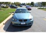2008 Atlantic Blue Metallic BMW 3 Series 335i Convertible #37945605
