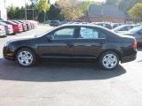 2011 Tuxedo Black Metallic Ford Fusion SE V6 #37946086
