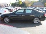 2011 Tuxedo Black Metallic Ford Fusion SEL V6 #37946087