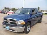 2011 Deep Water Blue Pearl Dodge Ram 1500 ST Quad Cab #37945859