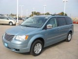 2010 Clearwater Blue Pearl Chrysler Town & Country Touring #37945860