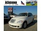 2007 Cool Vanilla White Chrysler PT Cruiser Touring #37945873