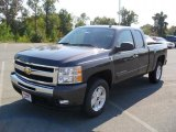 2011 Taupe Gray Metallic Chevrolet Silverado 1500 LT Extended Cab #37946375