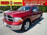 2009 Inferno Red Crystal Pearl Dodge Ram 1500 SLT Crew Cab #37946410