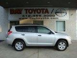 2011 Classic Silver Metallic Toyota RAV4 I4 4WD #37945705