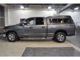 2003 Graphite Metallic Dodge Ram 1500 SLT Quad Cab #37945951