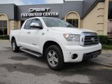 2007 Super White Toyota Tundra Limited Double Cab #37946205