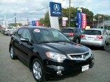 2008 Nighthawk Black Pearl Acura RDX  #37945736